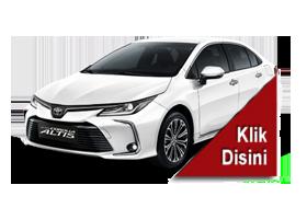 Toyota All New Corolla Altis